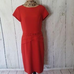 Size 12 black label midi dress